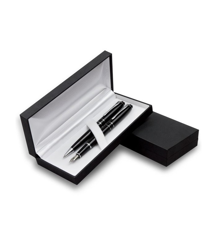 GENIUS 2 elements set: Fountain Pen - Ballpen